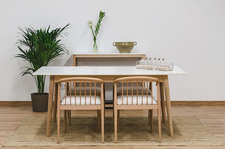 Mesas marmol para comedor cool china mesa de comedor for Marmol para mesa